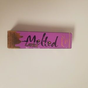 Too Faced Makeup - NIB Too Faced Melted Latex Liquid Lipstick!
